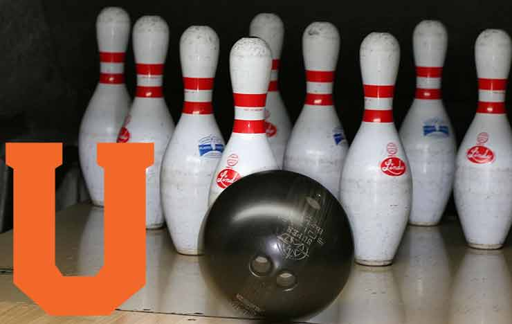 Photo for Union Bowlers Compete at LWC Baker Classic