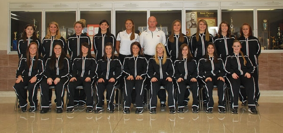 2011 Softball Team Photo