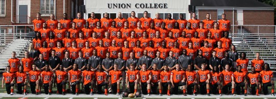 2013 Football Team Photo