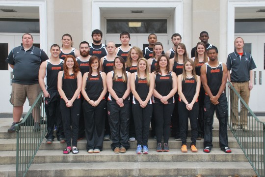 2013-14 Men's Track & Field Team Photo