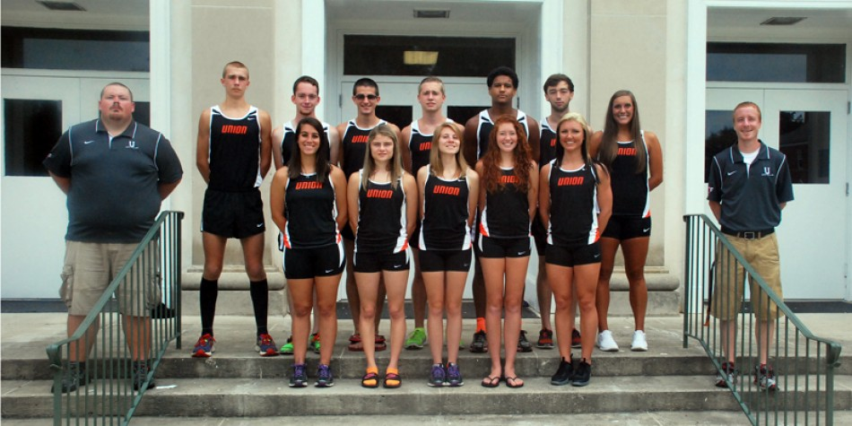 2014 Women's Cross Country Team Photo