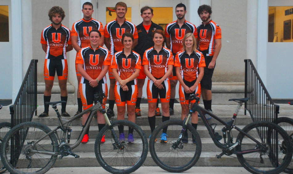2015-16 Cycling Team Photo
